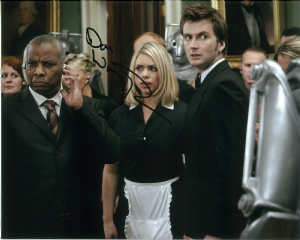 Don Warrington (Doctor Who), 10 x 8 Genuine Signed Autograph 10529